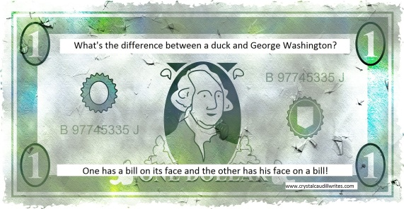 DuckandGeorgeWashington